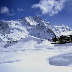 Hotel Bellevue, Eiger North Face - © Hotel Bellevue des Alpes
