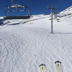 Nouvelles du domaine skiable des Contamines-Montjoie