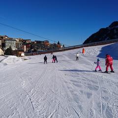 ski enfant la mongie - © Grand Tourmalet