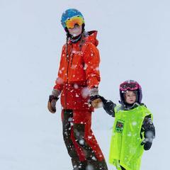 Myrkdalen - et familievennlig skianlegg - © Chris Baldry
