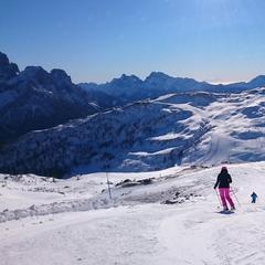 San Martino di Castrozza - marec 2017 - © Ski Area San Martino di Castrozza Facebook