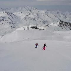 Report ze St. Anton: Stojí za to jet v dubnu na lyže? - ©Tomasz Wojciechowski / Skiinfo