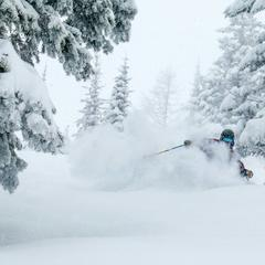 Best Ski Resorts for Holiday Snow - ©Whitefish