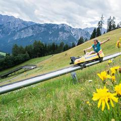 Sommerrodelbahnen in Österreich - ©Fun Alpin Osttirol Sommerrodelbahn GmbH