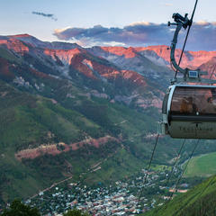 Summer in Telluride - ©Telluride Ski Resort