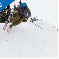 Men's Freeride ski boots 17/18
