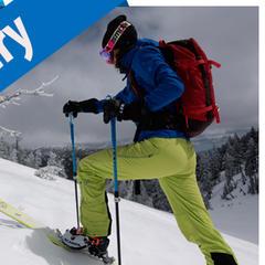 Women's backcountry ski boots 17/18