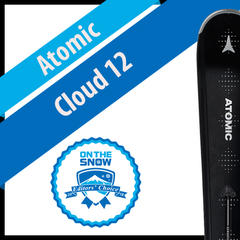Atomic Cloud 12: Women's 17/18 Technical Editors' Choice Ski - ©Atomic