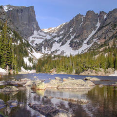 Top 5 Colorado High Alpine Lake Hikes - ©dmtilley