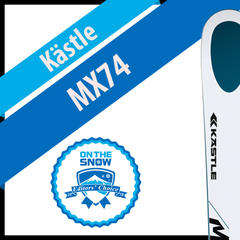 Kästle MX74: Men's 17/18 Technical Editors' Choice Ski - ©Kästle