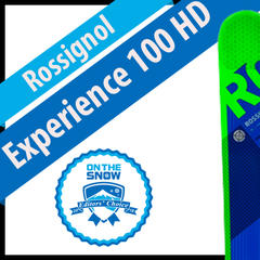 Rossignol Experience 100 HD: Men's 17/18 All-Mountain Back Editors' Choice Ski - ©Rossignol