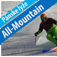 Skitest 2017/2018: Pánske lyže All-Mountain - © OnTheSnow