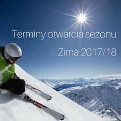 Terminy otwarcia sezonu narciarskiego 2017/18 - © Fotolia - blende64
