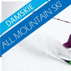 Test nart All Mountain 2017/2018 (damskie)