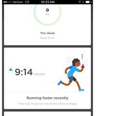 TomTom fitness tracker for half marathon - © Eric Slayman