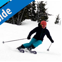Women's Frontside Ski Buyers' Guide 17/18 - ©Jim Kinney, courtesy of Masterfit Media