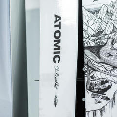 Atomic Bent Chetler 120 - © Atomic