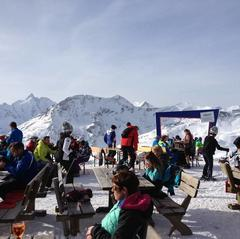 Grossglockner Heiligenblut 19.2. - © facebook Grossglockner Bergbahnen Heiligenblut *The Top of Austria*