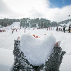 Valentinstag in Courchevel - © Courchevel/Facebook