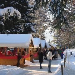 I mercatini di Natale di Levico Terme - ©www.visitvalsugana.it