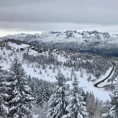Fine anno coi fiocchi sul Monte Bondone! - ©Monte Bondone Facebook