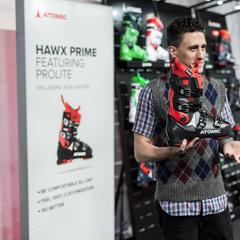 Atomic šetrí na váhe: Nové modely Hawx Prime - ©Atomic