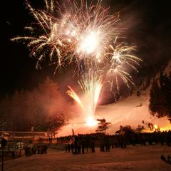 Schlick 2000 - Night Show - © Tourismusverband Stubai Tirol
