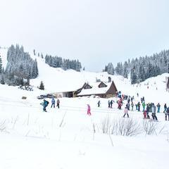 Středisko Čertovica najdeš ve stejnojmenném sedle - © Ski Čertovica