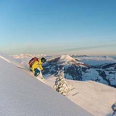 SkiWelt Wilder Kaiser - Brixental - © SkiWelt Wilder Kaiser - Brixental, Fotograf: Tim Marcour
