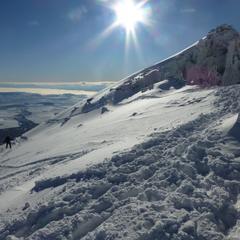 Infografika: Koľko snehu bolo v zime na slovenských horách - ©www.vt.sk