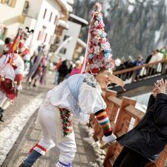 I Carnevali alpini vanno in scena in Trentino! - ©www.visittrentino.info
