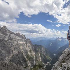 Südtirol Höhenweg - ©Moreno Geremetta