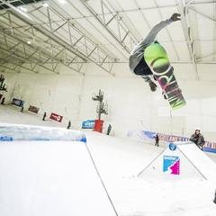 The UK's indoor skiing centres - ©Snow Factor