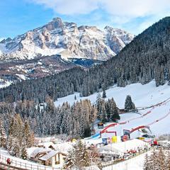 Alta Badia: 16-17 Dicembre appuntamento con lo Slalom Gigante in notturna - ©Ph Freddy Planinschek