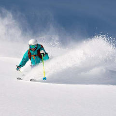 Fresh pow alert in Utah!  - © Brighton Resort | Lee Cohen