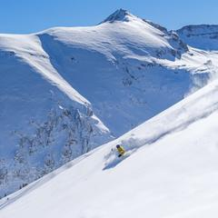Fresh tracks in Revelation Bowl, Telluride - © Visit Telluride/Ryan Bonneau