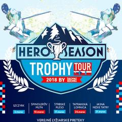 Hero Season Trophy tour - © TMR