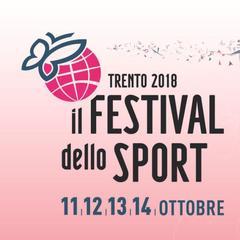 Trento: Festival dello Sport dall'11 al 14 Ottobre - ©www.ilfestivaldellosport.it