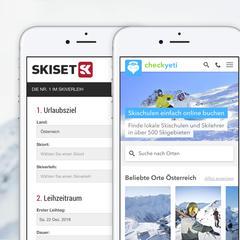 Kooperation CheckYeti & Skiset - © CheckYeti.com