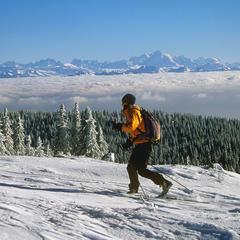 Les Grandes Traversées du Jura version hivernale - ©Montagnes du Jura