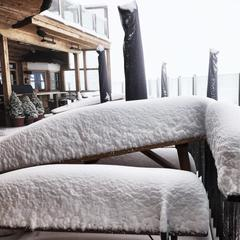 Prvý pozdrav zimy pred Wedelhütte (26.08.18) - © Facebook Wedelhütte