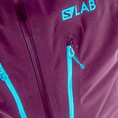 Salomon S/Lab QST GTX Jacket & Pants - © Thomas De Boever
