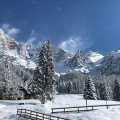 Sci e mercatini pasquali nella skiarea San Martino di Castrozza - ©San Martino di Castrozza, Passo Rolle, Primiero e Vanoi - Apt Smart Facebook