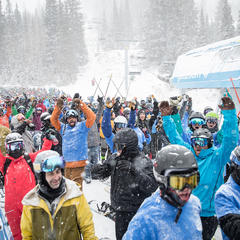 Opening Day Powder Turns Across North America - ©Chris Segal, Snowbird