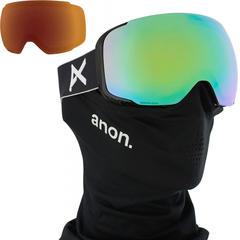 Snowboardové brýle Anon M2 Mfi W spare 18 19 s unikátní výměnou skel 5928ef433ba