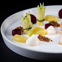 Speciality šéfkuchaře André Stahla jsou lákavé na pohled a výborně chutnají!