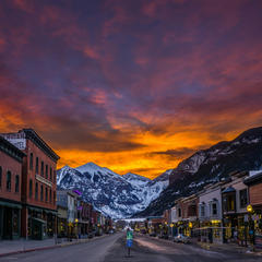 In Telluride, everything is within walking distance - © Visit Telluride/Ryan Bonneau