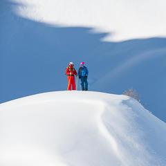 undefined - © Skigebiet Warth-Schröcken