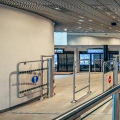 Eingangsbereich zur U-Bahn in Serfaus - © Serfaus-Fiss-Ladis (c) Seilbahn Komperdell GmbH