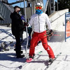 station de ski  Praděd rouvre malgré le confinement et le coronavirus - © facebook | ČT24
